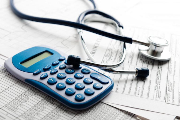 hospital bill tax deductible