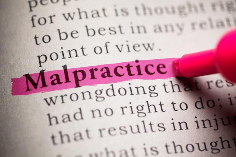 defining malpractice
